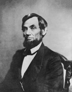 Ейбрахам Линкълн